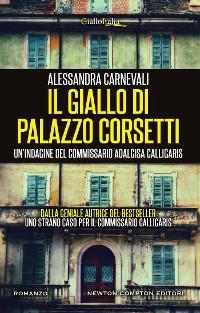 Cover Il giallo di Palazzo Corsetti