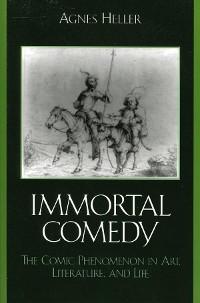Cover The Immortal Comedy