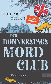 Cover Der Donnerstagsmordclub