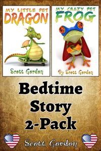 Cover Bedtime Story 2-Pack