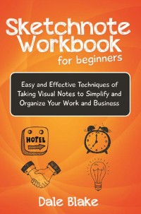 Cover Sketchnote Workbook For Beginners