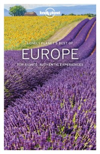 Cover Lonely Planet Best of Europe