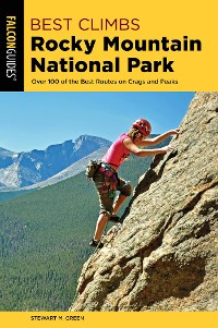 Cover Best Climbs Rocky Mountain National Park