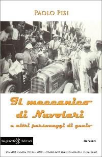 Cover Il meccanico di Nuvolari e altri personaggi di genio