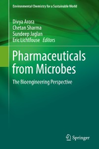 Cover Pharmaceuticals from Microbes