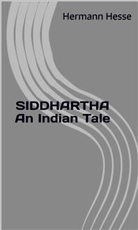 Cover Siddhartha An Indian Tale