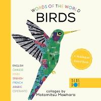Cover Birds (Multilingual Board Book)