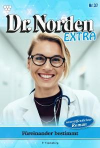 Cover Dr. Norden Extra 37 – Arztroman