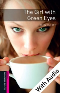 Cover Girl with Green Eyes - With Audio Starter Level Oxford Bookworms Library