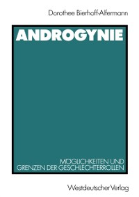 Cover Androgynie