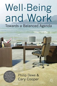Cover Well-Being and Work