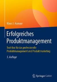 Cover Erfolgreiches Produktmanagement