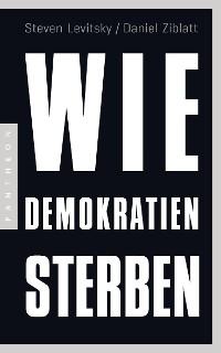 Cover Wie Demokratien sterben