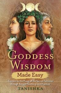 Cover Goddess Wisdom Made Easy