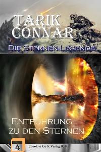 Cover Entführung zu den Sternen (Die Sternen-Legende 4)