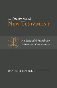 Cover The Interpreted New Testament