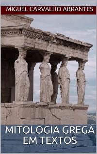 Cover Mitologia Grega em Textos