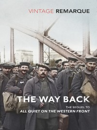 Cover The Way Back