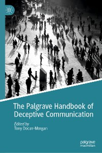 Cover The Palgrave Handbook of Deceptive Communication