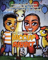 Cover The Adventures of Hiccup and Ribbit