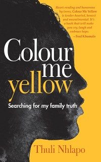 Cover Colour Me Yellow
