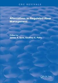 Cover Alternatives in Regulated River Management