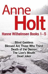 Cover Hanne Wilhelmsen Series Books 1-5