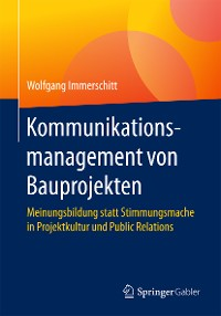 Cover Kommunikationsmanagement von Bauprojekten