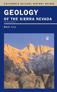 Cover Geology of the Sierra Nevada