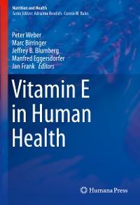 Cover Vitamin E in Human Health