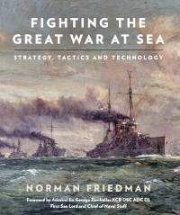 Cover Fighting the Great War at Sea