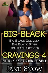 Cover Big Black Cravings 4
