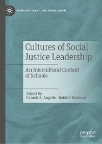 Cover Cultures of Social Justice Leadership