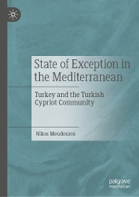 Cover State of Exception in the Mediterranean