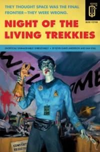 Cover Night of the Living Trekkies
