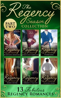 Cover Regency Season Collection: Part Two (Mills & Boon e-Book Collections)