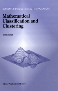 Cover Mathematical Classification and Clustering