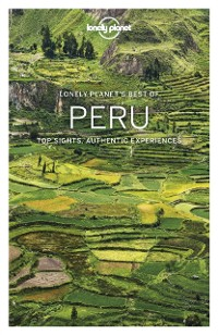 Cover Lonely Planet Best of Peru