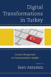 Cover Digital Transformations in Turkey