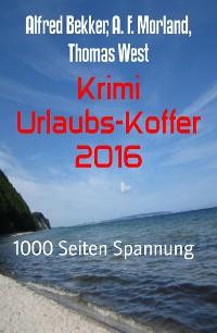 Cover Krimi Urlaubs-Koffer 2016