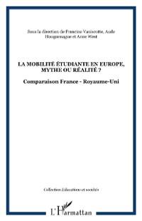 Cover Mobilite etudiante en europe mythe ou re