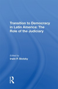 Cover Transition To Democracy In Latin America