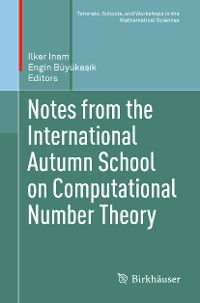 Cover Notes from the International Autumn School on Computational Number Theory