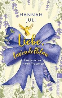 Cover Liebe, lavendelblau