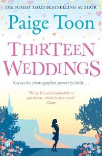 Cover Thirteen Weddings