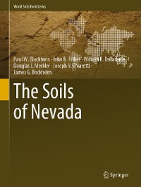Cover The Soils of Nevada