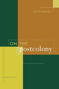 Cover On the Postcolony