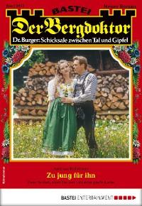 Cover Der Bergdoktor 2033 - Heimatroman