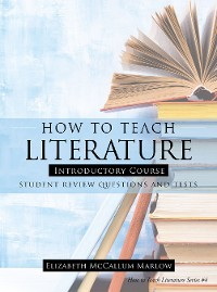 Cover How to Teach Literature Introductory Course