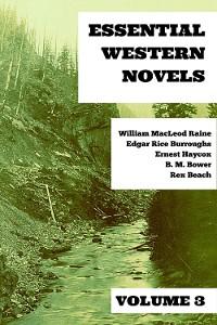 Cover Essential Western Novels - Volume 3